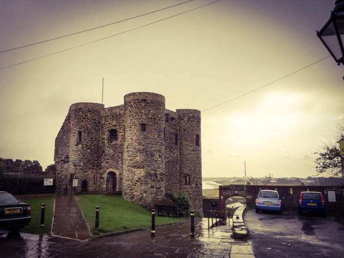 res rye castle